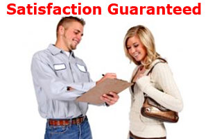 Satisfaction Guranteed by Patterson Heating & Air - 661-480-0538
